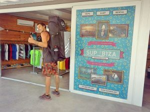 PADDLE SURF IBIZA SPS 10'2
