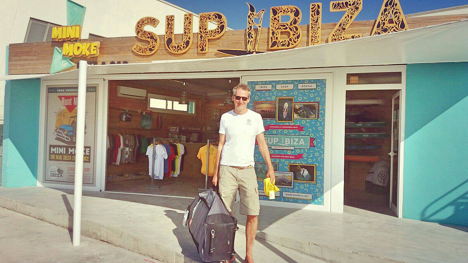 SUP IBIZA SHOP