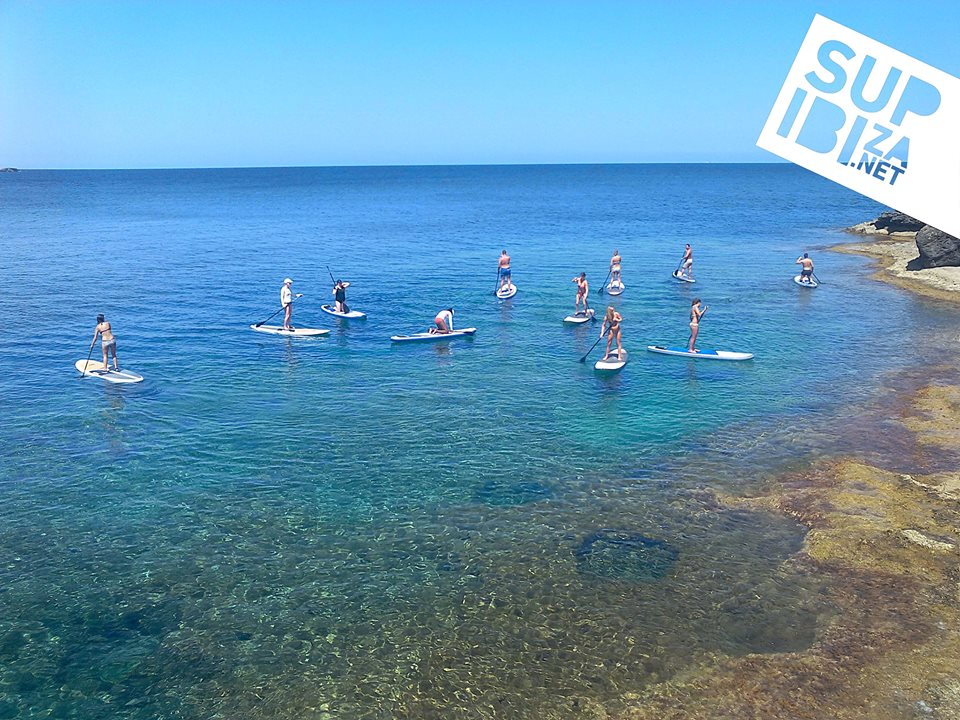 PADDLE SURF IBIZA - SUP IBIZA