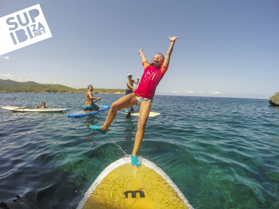 SUP IBIZA - PADDLE SURF IBIZA