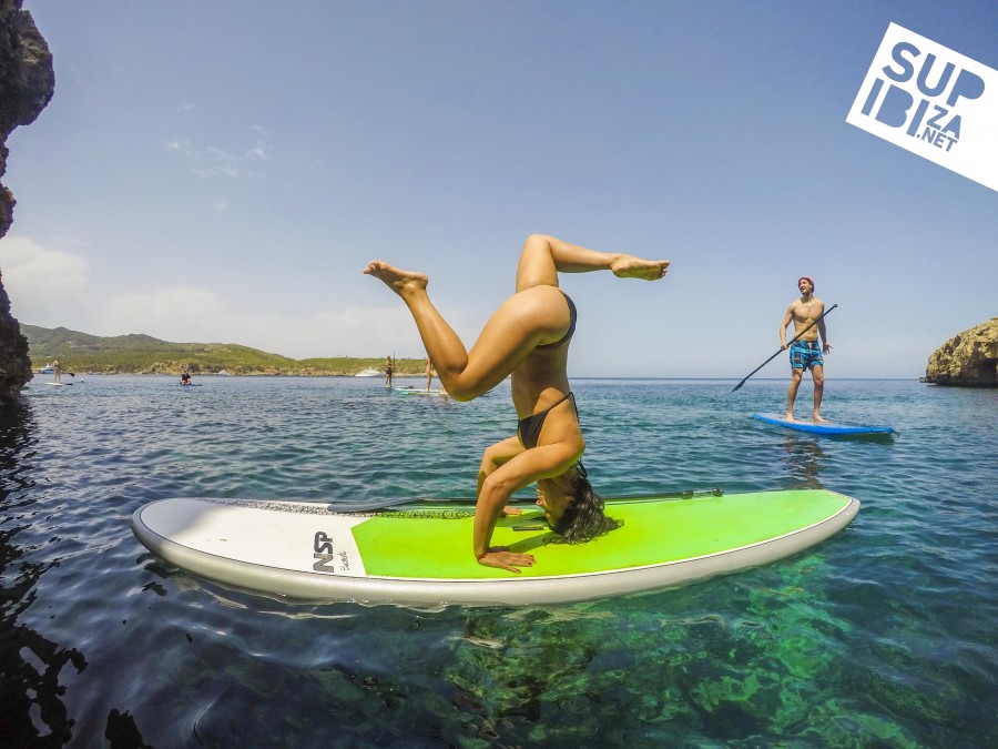 SUP IBIZA - EXCURSIONES PADDLE SURF IBIZA
