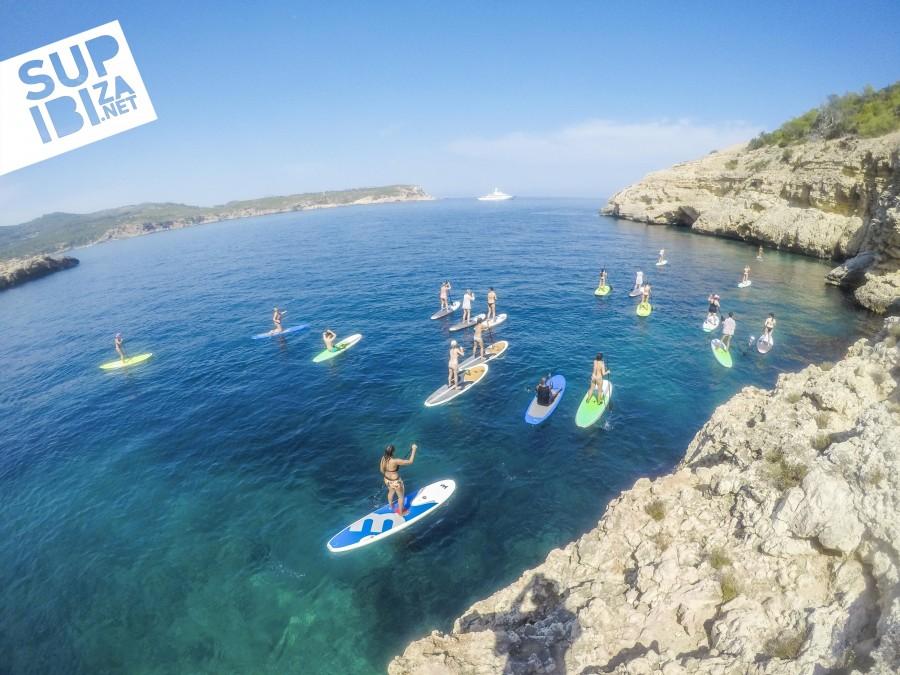 SUP IBIZA - PADDLE SURF TRIPS IBIZA