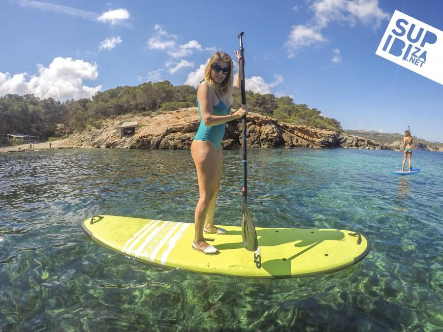 SUP IBIZA - PADDLE SURF TRIPS
