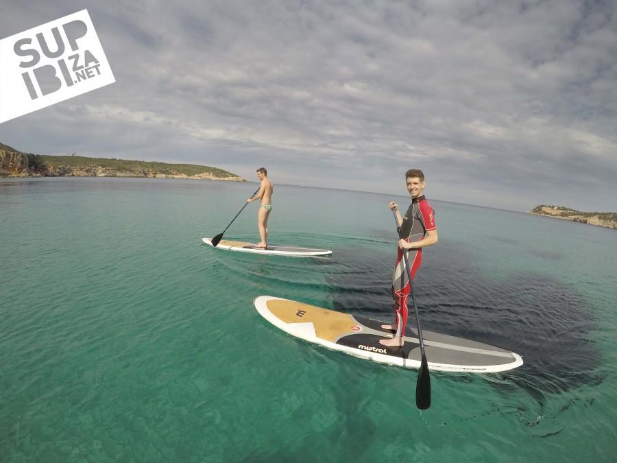 SUP IBIZA - EXCURSIÓN PADDLE SURF