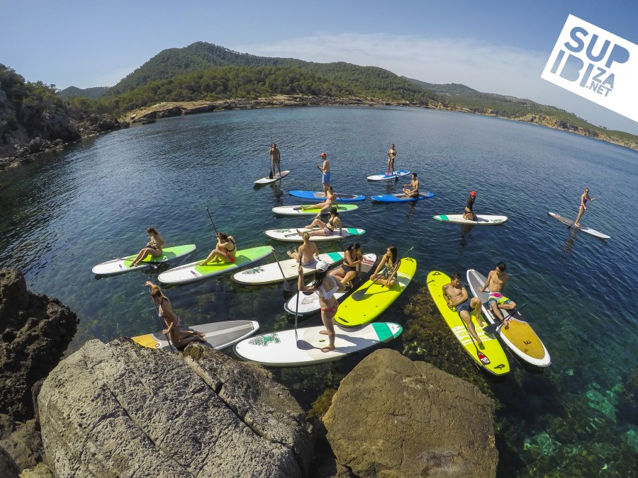 SUP IBIZA - EXCURSIONES PADDLE SURF IBIZA