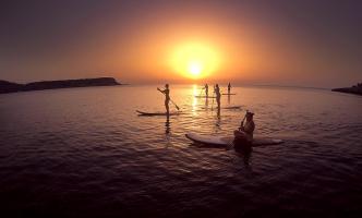 SUP-Ibiza-Puesta-de-sol
